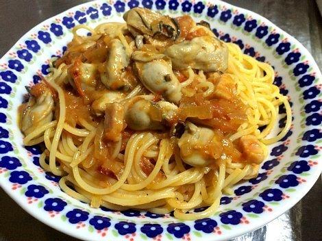 牡蠣のトマトソース20151123 2.jpg
